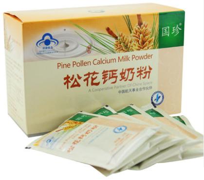 松花钙奶粉