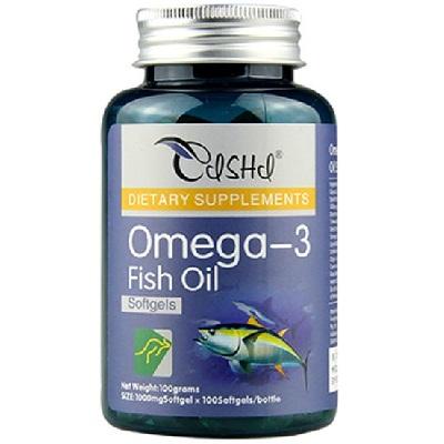 奈力士深海鱼油